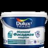 Dulux Trade Фасадная гладкая / Дулюкс Трейд Фасадная гладкая краска для фасадных поверхностей